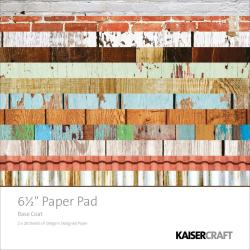 Base Coat Paper Pad 6.5 X6.5 -