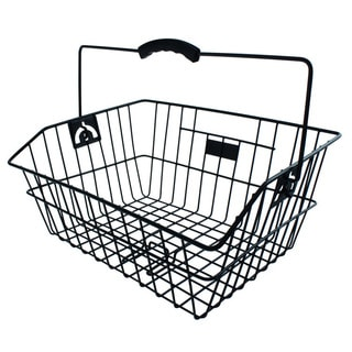 Classic Wire Bicycle Basket