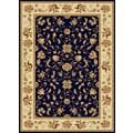 "Centennial Navy Traditional Area Rug (5'3""x7'3"")"