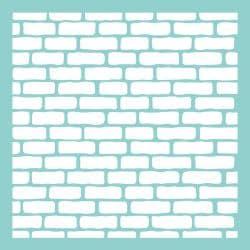 Template 12 X12  - Bricks
