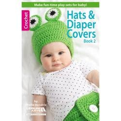 Leisure Arts - Hats & Diapers Covers Book 2