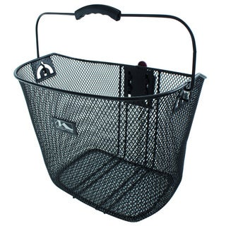 Reinforced Wire Bicycle Basket