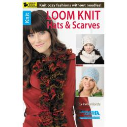 Leisure Arts - Loom Knit Hats & Scarves