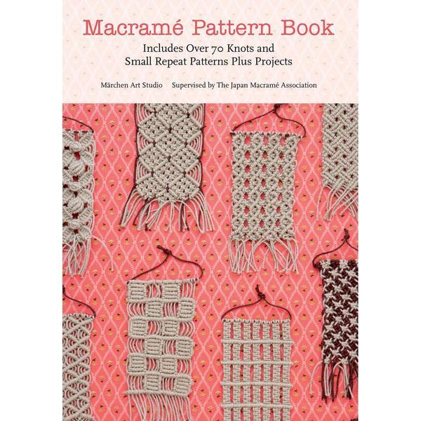 St. Martin's Books - Macrame Pattern Book