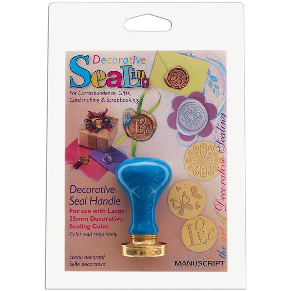 Handle For Large Sealing Coins -