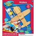 Works Of Ahhh... Wood Paint Kit - Airplane