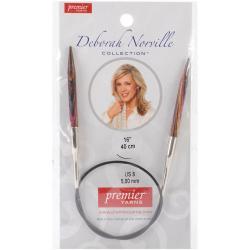 Deborah Norville Fixed Circular Needles 16 - Size 8/5mm