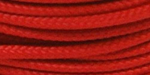 Parachute Cord 1.9mm 100'/Pkg - Red