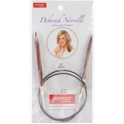 Deborah Norville Fixed Circular Needles 32 - Size 10.5/6.5mm