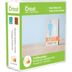 Cricut Project Shape Cartridge - Simple Holiday