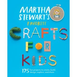 Random House Books - Martha Stewart's Crafts For Kids