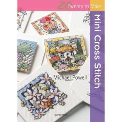 Search Press Books - Mini Cross Stitch
