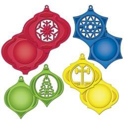 Spellbinders Shapeabilities Dies - Mix-N-Match Ornaments