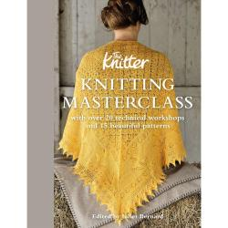 Collins & Brown Publishing - The Knitter Knitting Masterclass
