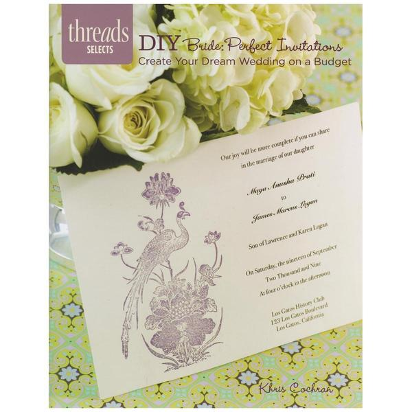 Taunton Press - DIY Bride: Perfect Invitations