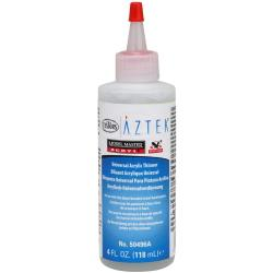 Aztek Airbrush Acrylic Thinner 4oz -