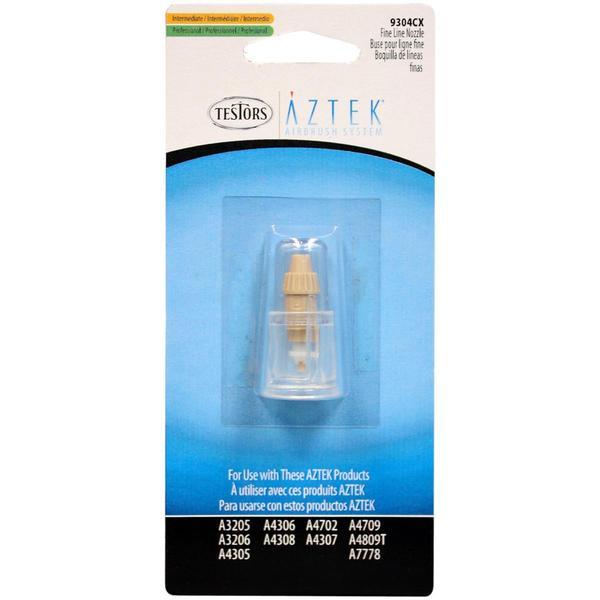 Aztek Airbrush Nozzle - .30mm Fine Line Tan