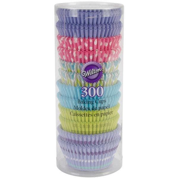 Standard Baking Cups - Pastel 300/Pkg 11784187