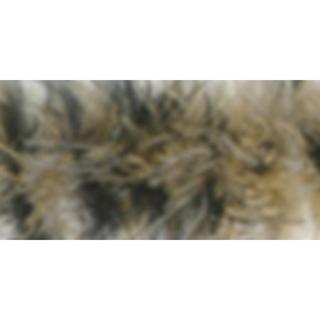 Marabou Feather Boa Medium Weight 72 - Coffee Cream Mix
