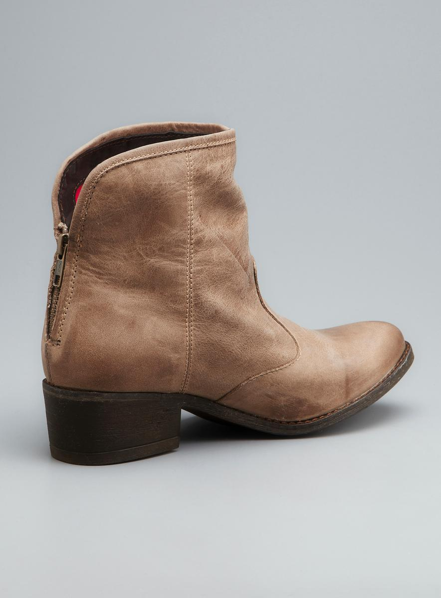Ankle Boots Flat