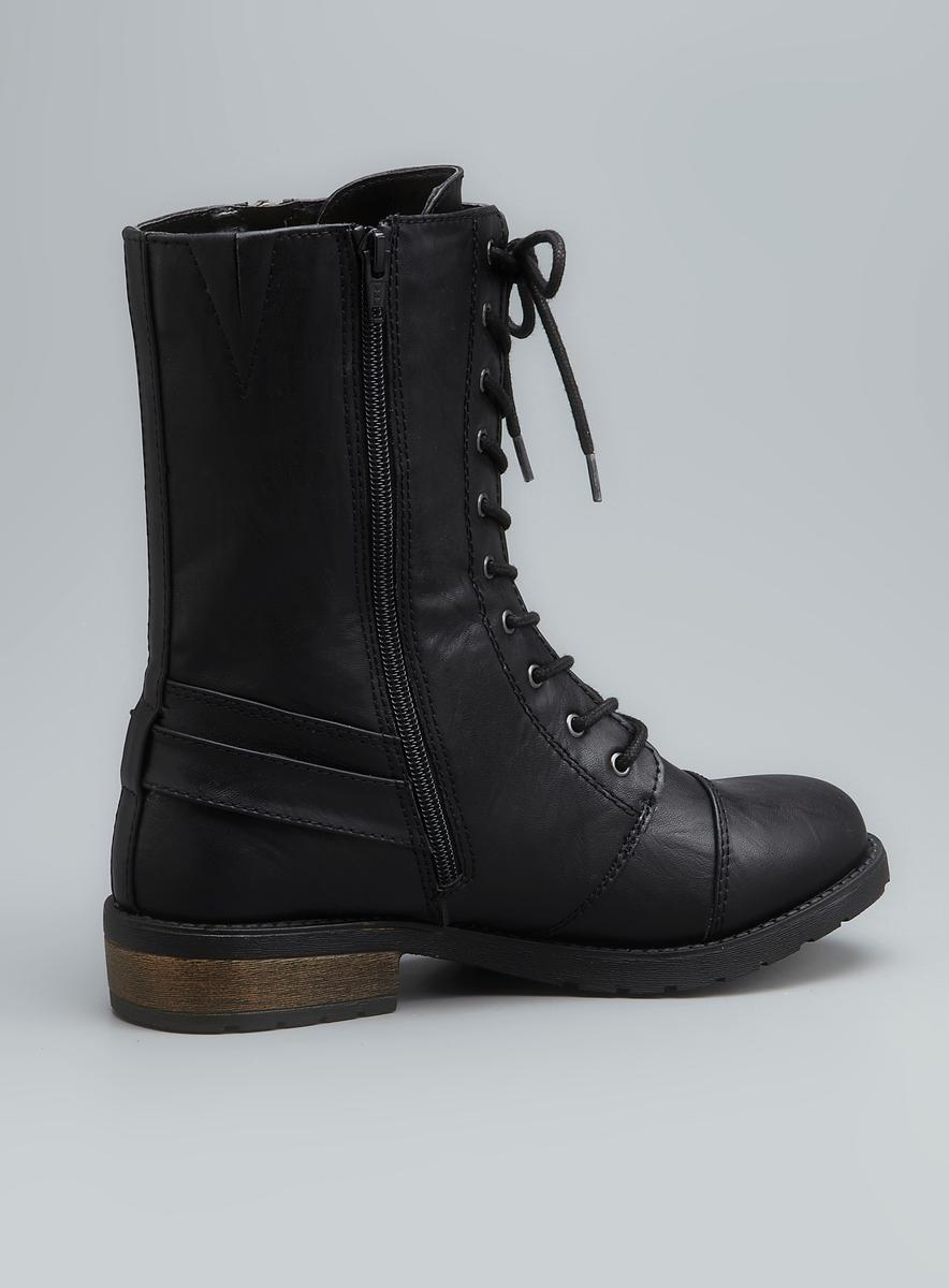 WHERE CAN I BUY CHEAP COMBAT BOOTS DOWNTOWN VANCOUVER BC? on The Hunt