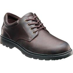 Men's Nunn Bush Stillwater Brown Crazy Horse Leather
