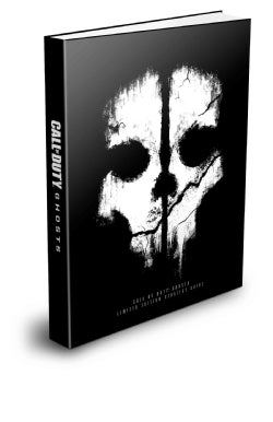 Call of Duty: Ghosts: Strategy Guide (Hardcover)