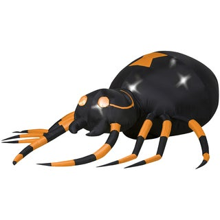 Airblown Animated Spider Decoration
