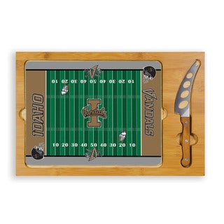 Picnic Time University of Idaho Vandals Icon Cheese Tray