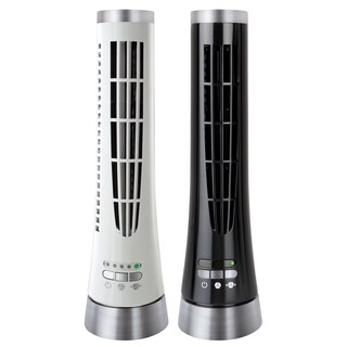Black Series Rotating Desktop Fan