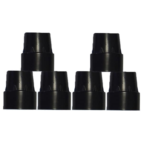 Replacement Cap Tips for Mini Trampoline Legs (Set of 6)