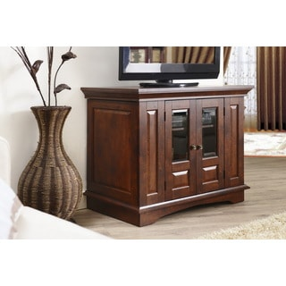 Wildon Transitional Multi-shelving Entertainment Cabinet