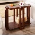 Furniture of America Esseli Rectangular End Table