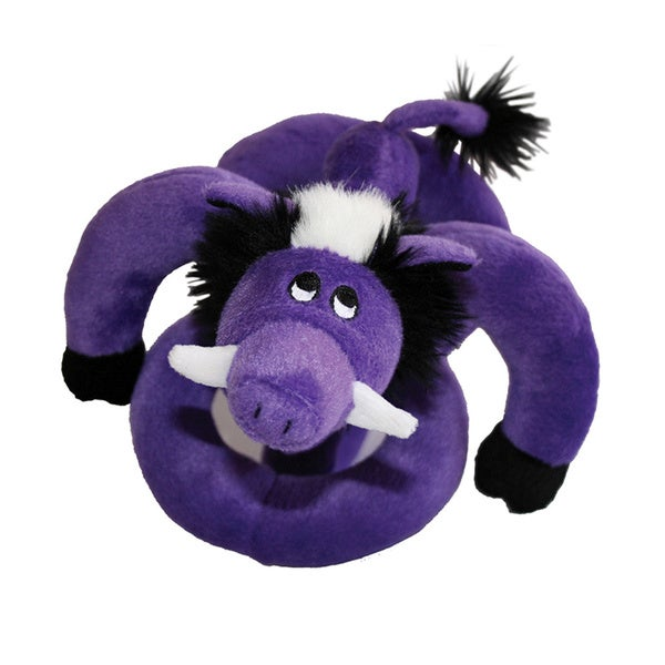 Loopies Purple Wild Hog Toy