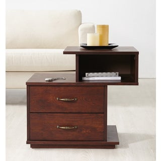 Furniture of America Eva Versatile End Table
