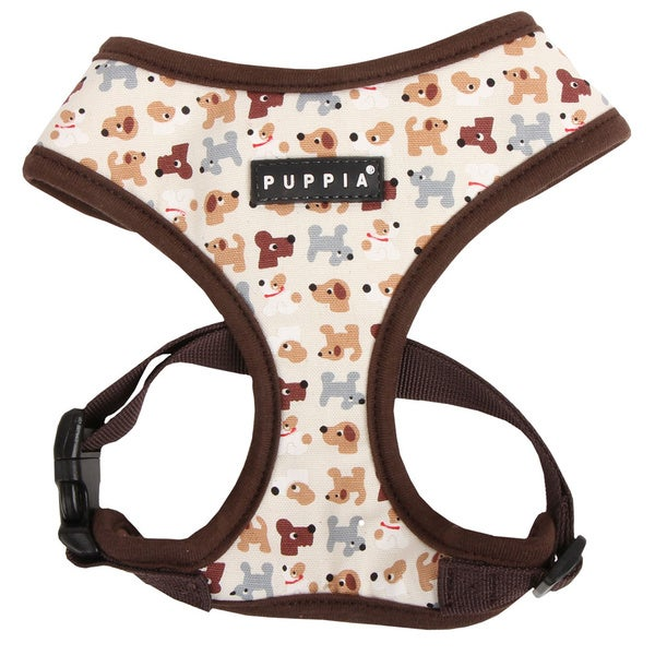 Puppia Soft Harness Dog Story