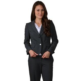 Calvin Klein Women's Two Button Classic Blazer