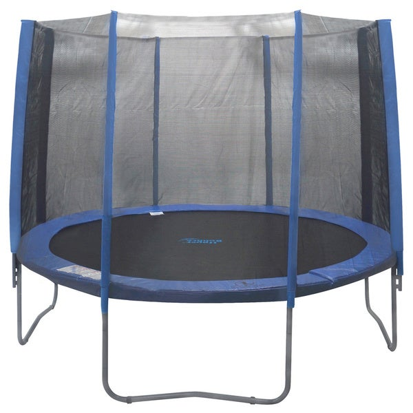 Trampoline Sale 55 8 11 12 13 14 15 17 X15 Oval: 14-foot 8-pole Trampoline Enclosure Net For Round Frame