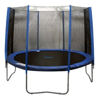 13-foot 8-pole Trampoline Net For Round Frame (Poles Not Included)