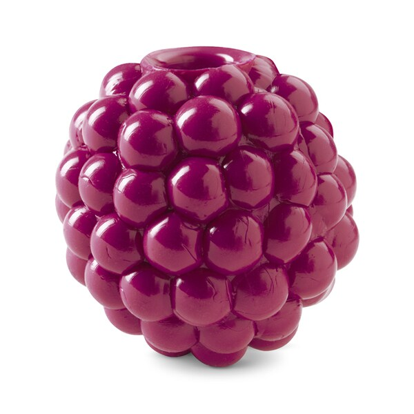Planet Dog Orbee Tuff Raspberry Toy