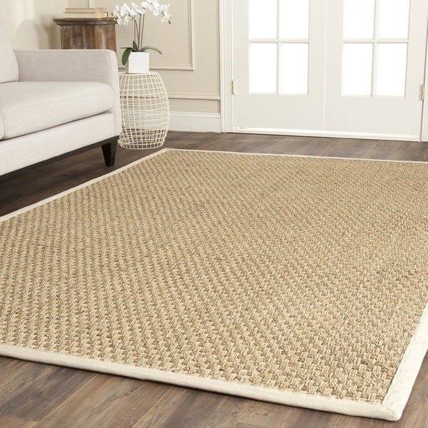 Seagrass rug 10x14