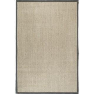 Safavieh Natural Fiber Marble/ Grey Sisal Rug (11' x 15')