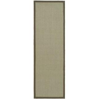 Safavieh Natural Fiber Taupe/ Light Brown Sisal Rug (2'6 x 4')