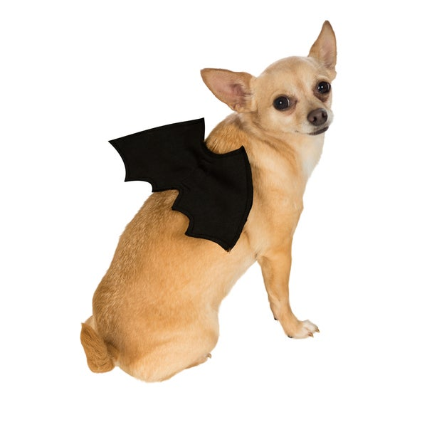 Rubies Bat Wings Pet Costume