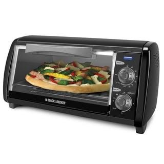Black & Decker Countertop Toaster Oven