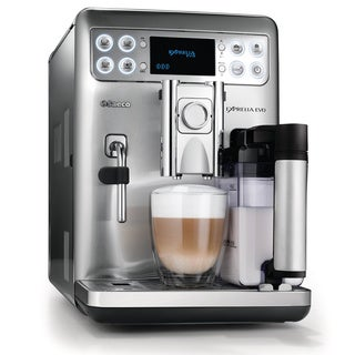 Saeco HD8857/47 Stainless Steel Exprellia Evo Automatic Espresso Machine