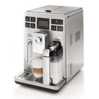Saeco HD8856/47 Exprelia Espresso Machine