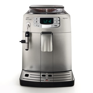 Saeco HD8752/87 Stainless Steel Intelia Automatic Espresso Machine