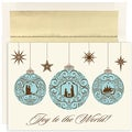 Religious Ornaments Boxed Holiday Cards