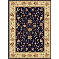 Centennial Navy/ Ivory Traditional Area Rug (8'9 x 12'3)